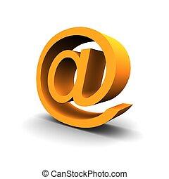 Simbolo de correo