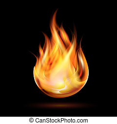 Simbolo de fuego