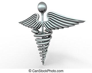 Simbolo de la medicina