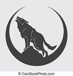 Simbolo de lobo