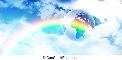 Simbolo de protección ambiental