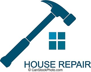 Simbolo de reparación de negocios