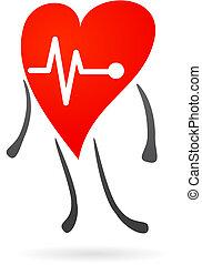 Simbolo de salud del hogar