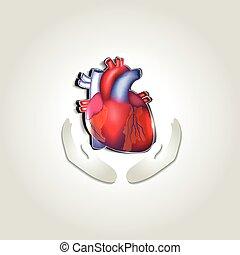 Simbolo de salud humana