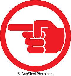 Simbolo de señal