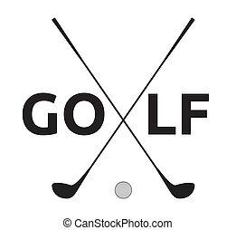 Simbolo del golf