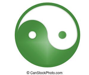Simbolo Yin yang