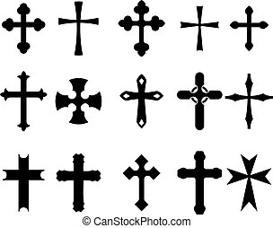 Simbolos cruzados