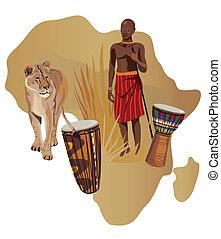 Simbolos de África