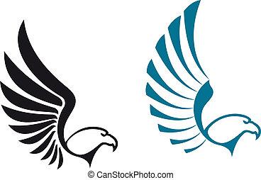 Simbolos de águila
