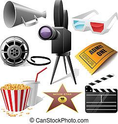 Simbolos de cine