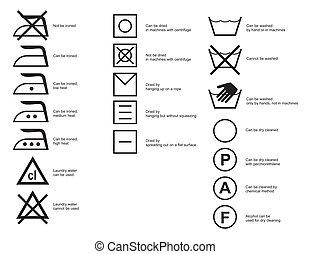 Simbolos de Cloth