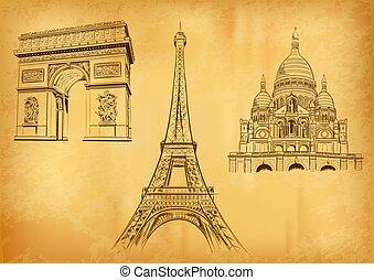Simbolos de París