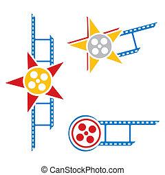 Simbolos de película