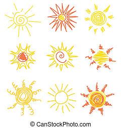 Simbolos solares