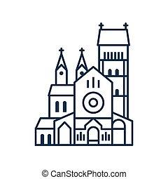 simon, helena, icono, iglesia, santos