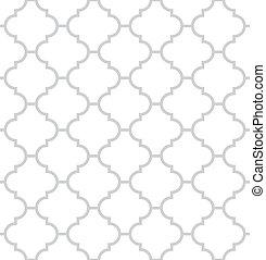 simple, geométrico, vector, seamless, textura