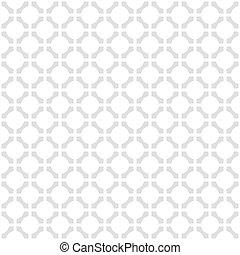simple, patrón, -, seamless, textura, vector