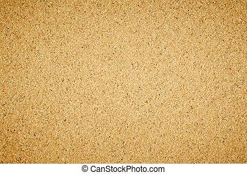 Simple textura de arena plana.