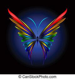 Simplemente mariposa