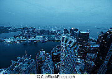 Singapur Sunset