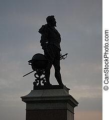 Sir Francis Drake, Plymouth