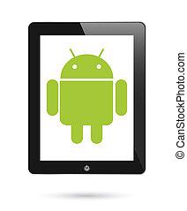 Sistema de operación androide para pastillas digitales