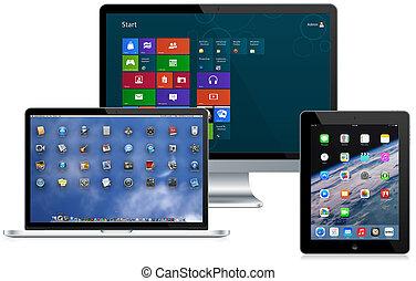 Sistemas operativos por computadora, editorial