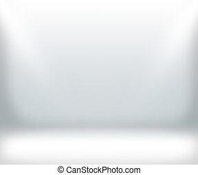 sitio blanco, plano de fondo, exposición