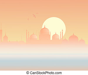 Skyline asiático