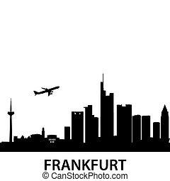 Skyline Frankfurt principal