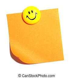 Smiley y el espacio de copia