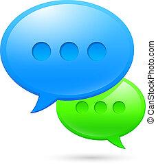 sms, iconos