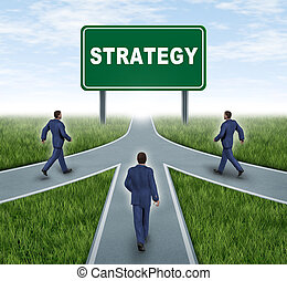 sociedad, estratégico