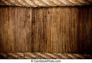 soga, madera, resistido, plano de fondo