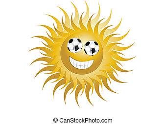 Sol de fútbol