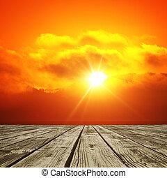 sol que brilla
