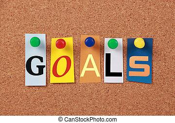 sola palabra, metas