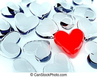 solamente, corazón