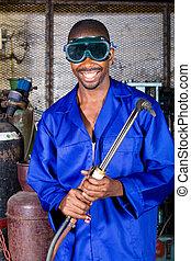 Soldado africano