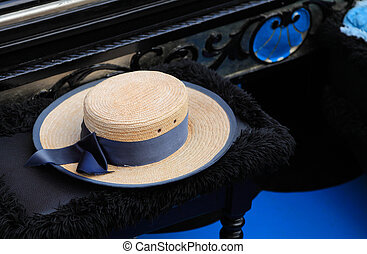 sombrero, gondolero