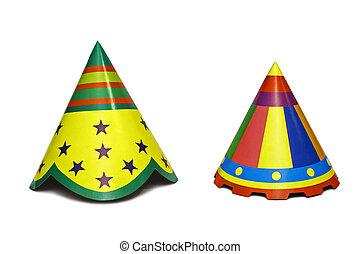 sombreros partido