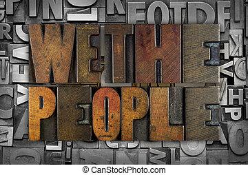 Somos la gente