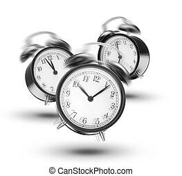 Sonando relojes