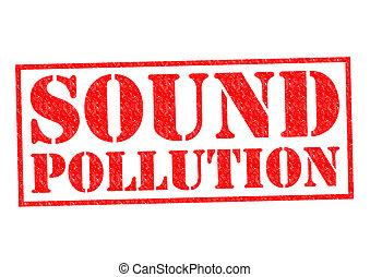 sonido, contaminación