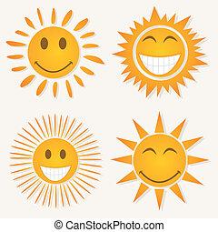 Sonríe el sol