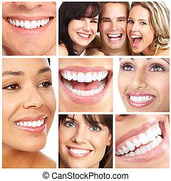 Sonrisas y dientes