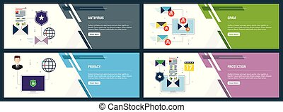 spam, bloqueo, antivirus, protección, seguridad