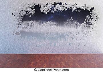 Splash muestra onda energética