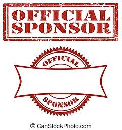 sponsor-stamps, funcionario